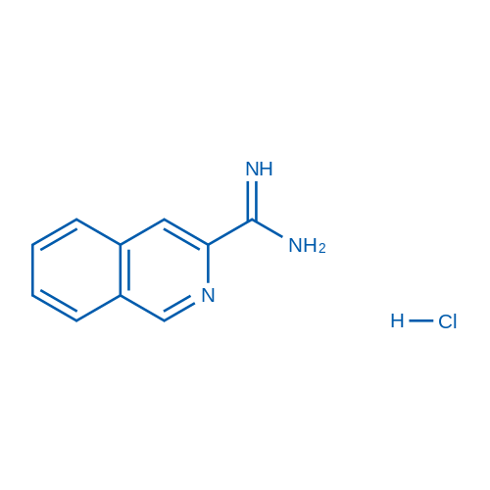 Isoquinoline-3-carboximidamide hydrochloride