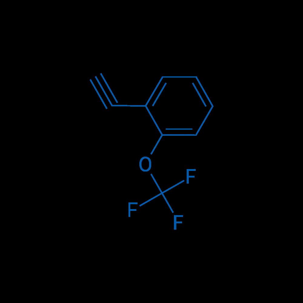 1-Ethynyl-2-(trifluoromethoxy)benzene