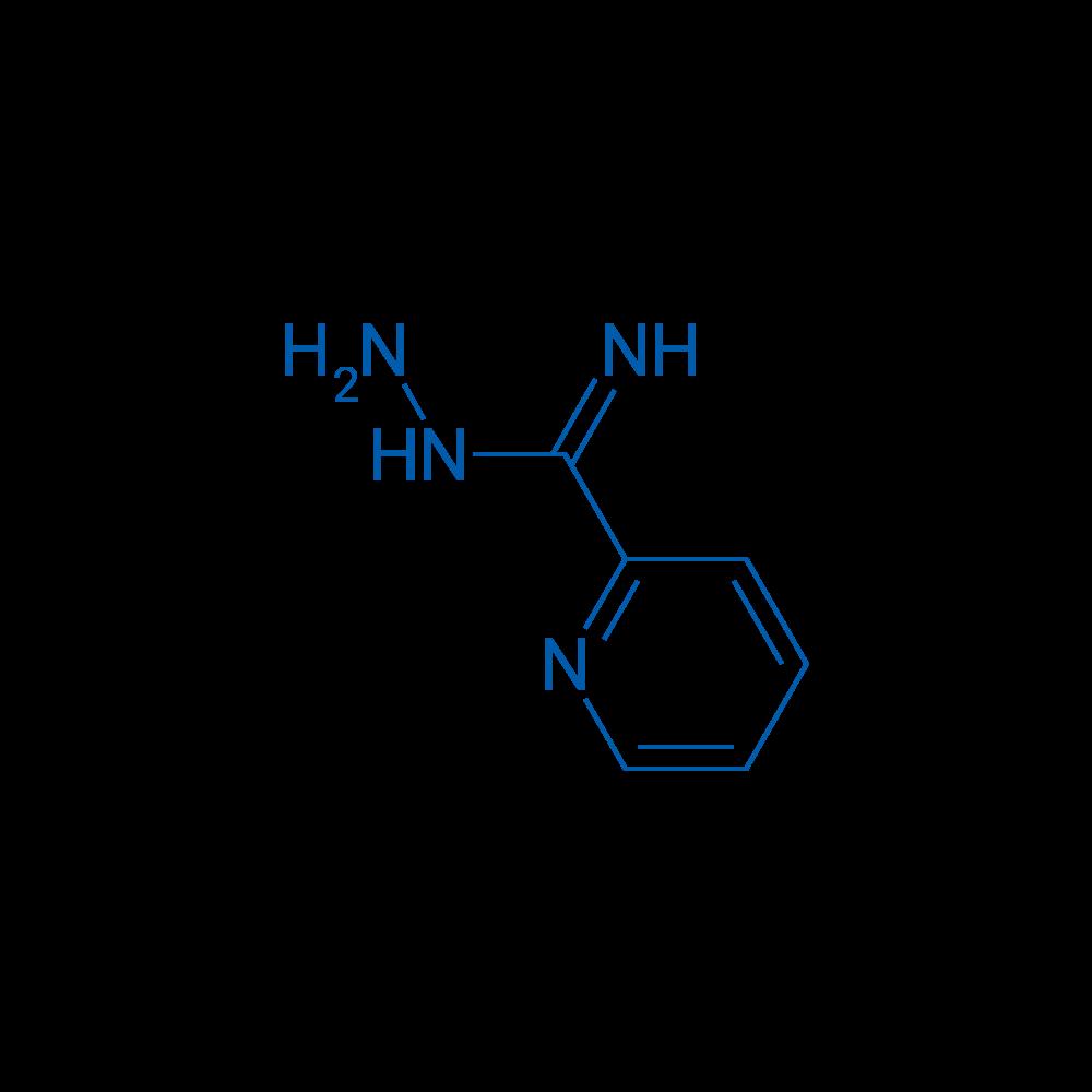 2-Pyridinecarbohydrazonamide