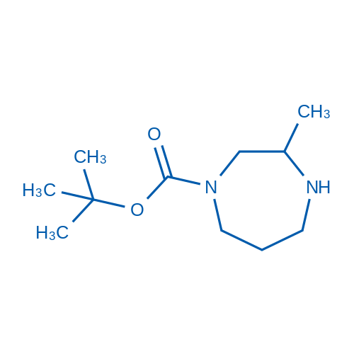 tert-Butyl 3-methyl-1,4-diazepane-1-carboxylate