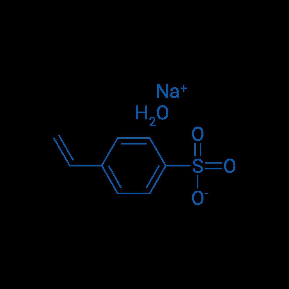 Sodium 4-vinylbenzenesulfonate hydrate