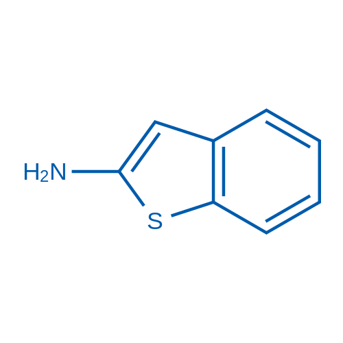 Benzo[b]thiophen-2-amine
