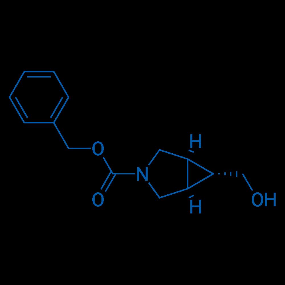 exo-Benzyl 6-(hydroxymethyl)-3-azabicyclo[3.1.0]hexane-3-carboxylate