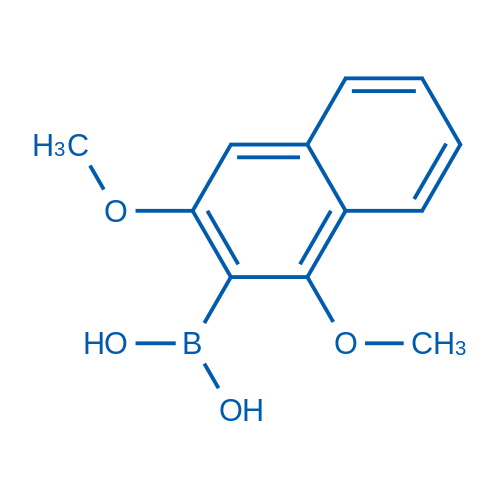 (1,3-Dimethoxynaphthalen-2-yl)boronic acid
