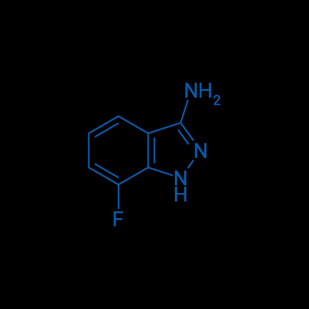 7-Fluoro-1H-indazol-3-amine