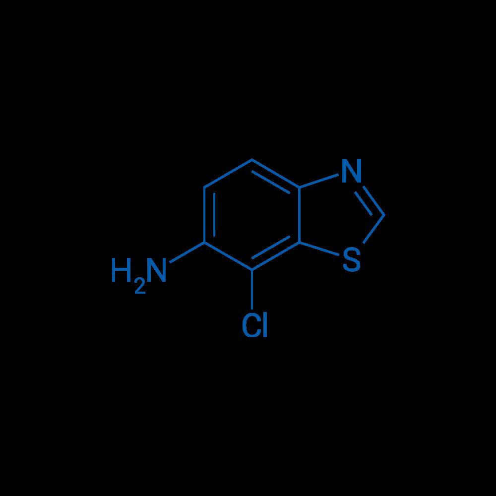 7-chloro-benzothiazol-6-ylamine
