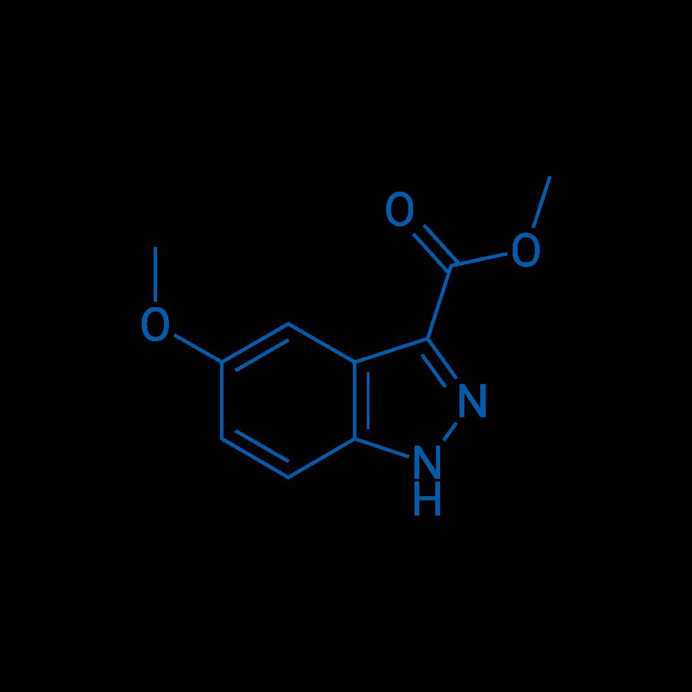Methyl 5-methoxy-1H-indazole-3-carboxylate