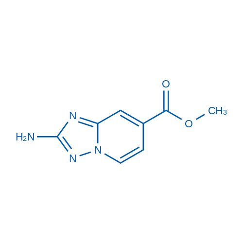 Methyl 2-amino-[1,2,4]triazolo[1,5-a]pyridine-7-carboxylate