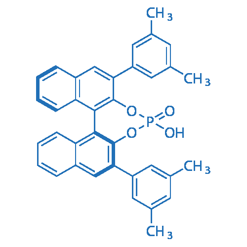(11bS)-2,6-Bis(3,5-dimethylphenyl)-4-hydroxydinaphtho[2,1-d:1',2'-f][1,3,2]dioxaphosphepine 4-oxide