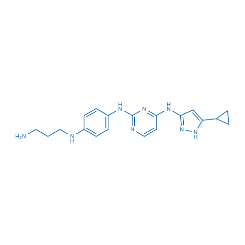 2,4-Pyrimidinediaminewithlinker