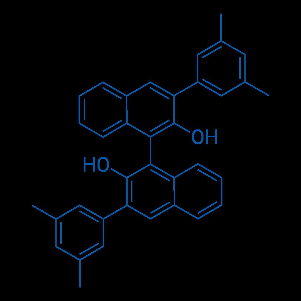 (R)-3,3'-Bis(3,5-dimethylphenyl)-[1,1'-binaphthalene]-2,2'-diol