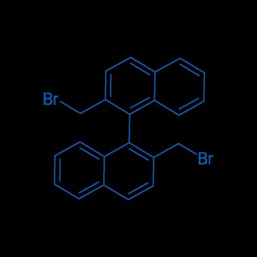 (S)-2,2'-Bis(bromomethyl)-1,1'-binaphthalene
