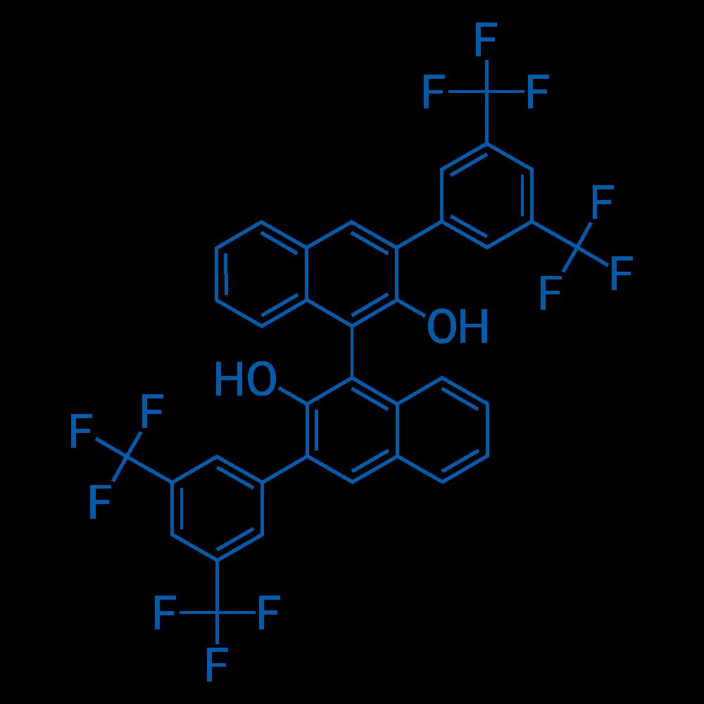 (R)-3,3'-Bis(3,5-bis(trifluoromethyl)phenyl)-[1,1'-binaphthalene]-2,2'-diol