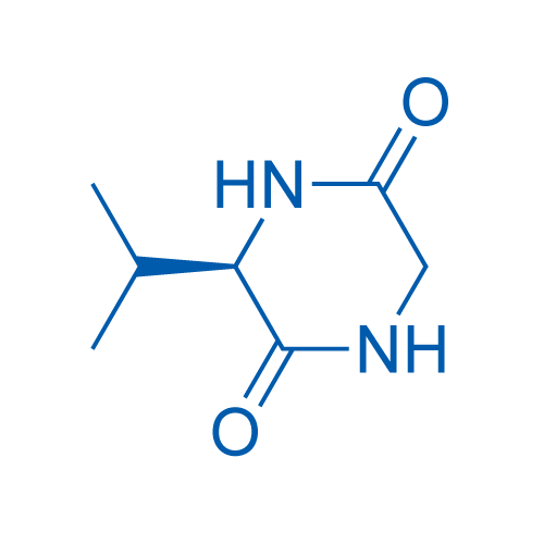 (R)-3-Isopropylpiperazine-2,5-dione