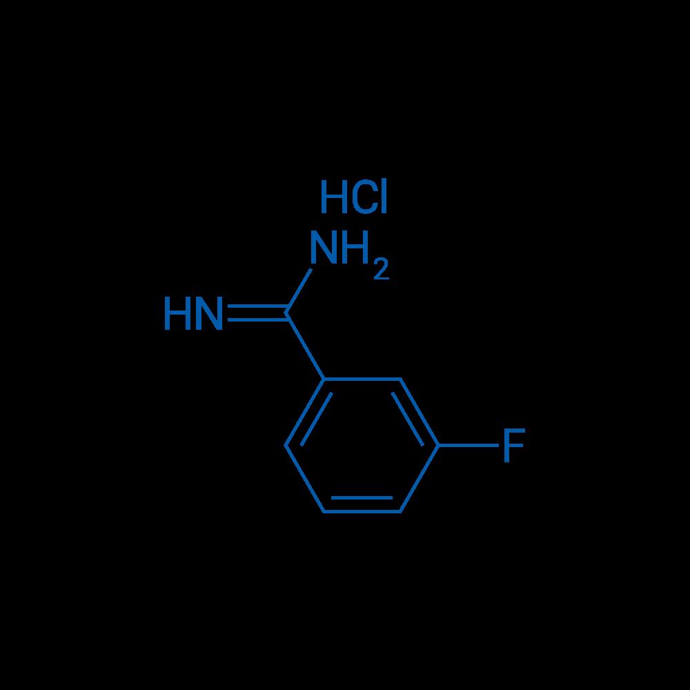 3-Fluorobenzimidamide hydrochloride