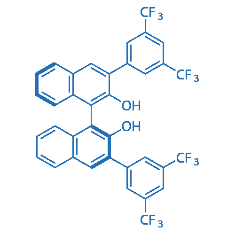 (S)-3,3'-Bis(3,5-bis(trifluoromethyl)phenyl)-[1,1'-binaphthalene]-2,2'-diol
