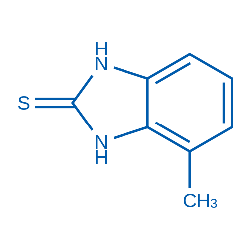 4-Methyl-1H-benzo[d]imidazole-2(3H)-thione