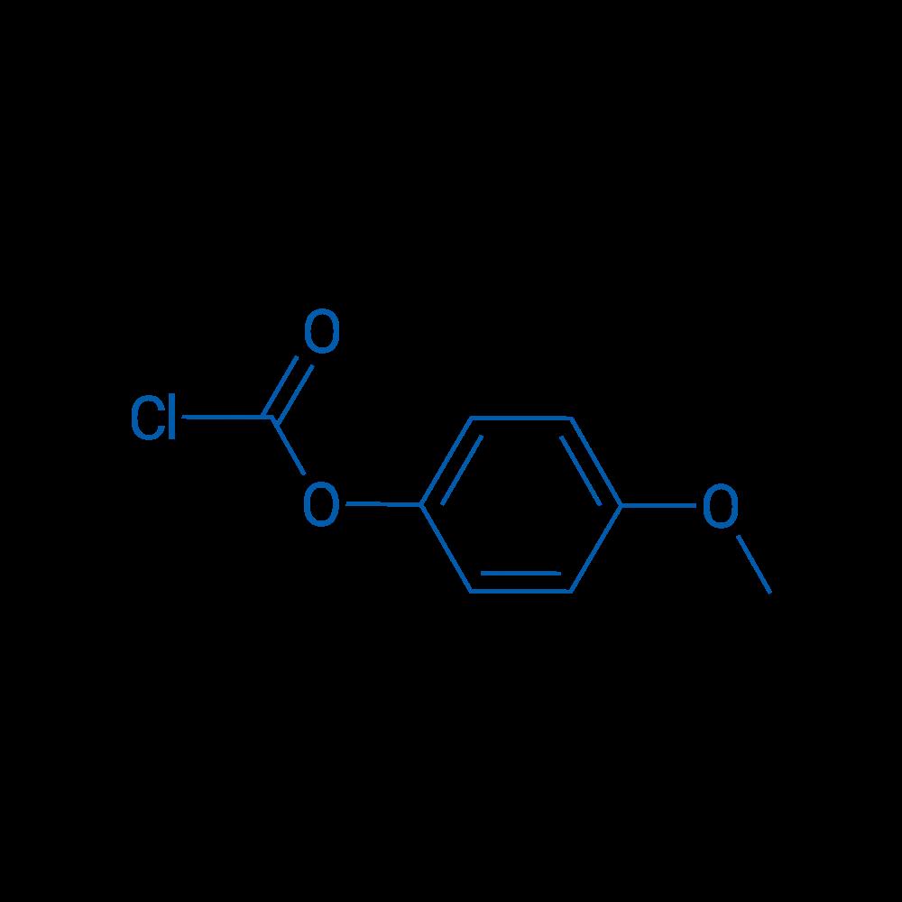 4-Methoxyphenyl carbonochloridate