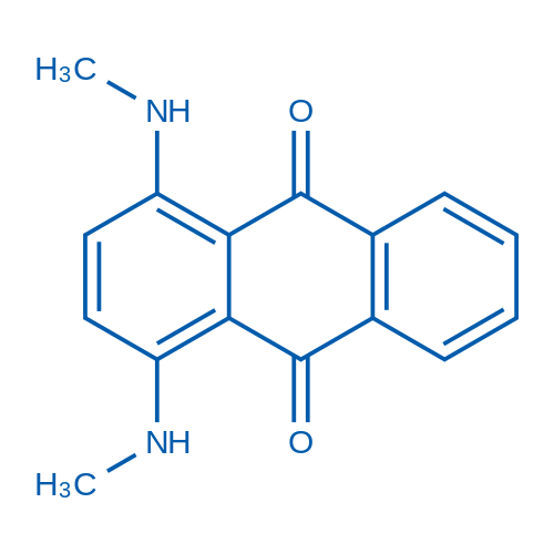 1,4-Bis(methylamino)anthracene-9,10-dione