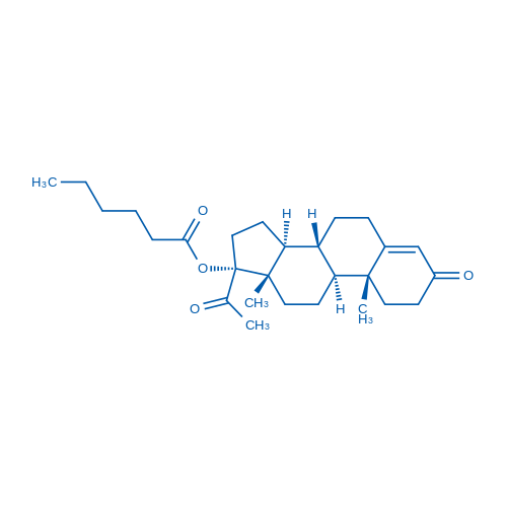 17-Caproxyprogesterone