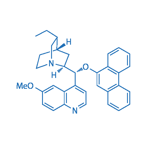 (2S,4S,5R)-5-Ethyl-2-((R)-(6-methoxyquinolin-4-yl)(phenanthren-9-yloxy)methyl)quinuclidine