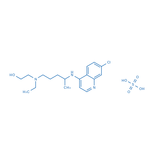 Hydroxychloroquine sulfate