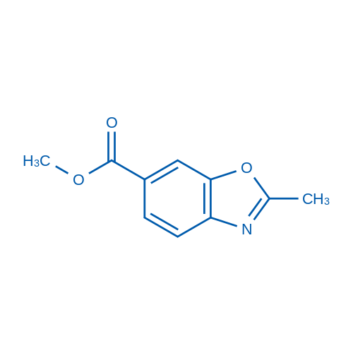 Methyl 2-methylbenzo[d]oxazole-6-carboxylate