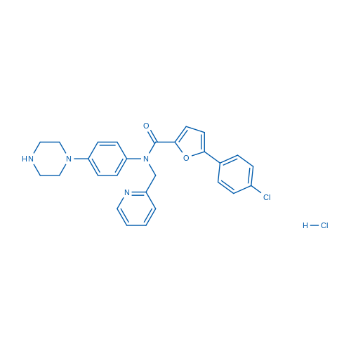 MK2-IN-1 hydrochloride