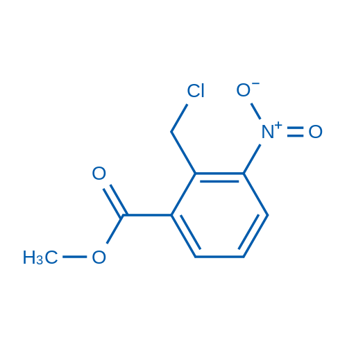 Methyl 2-(chloromethyl)-3-nitrobenzoate