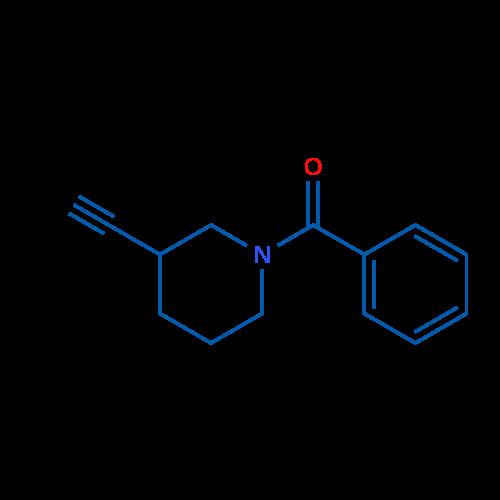 (3-Ethynylpiperidin-1-yl)(phenyl)methanone