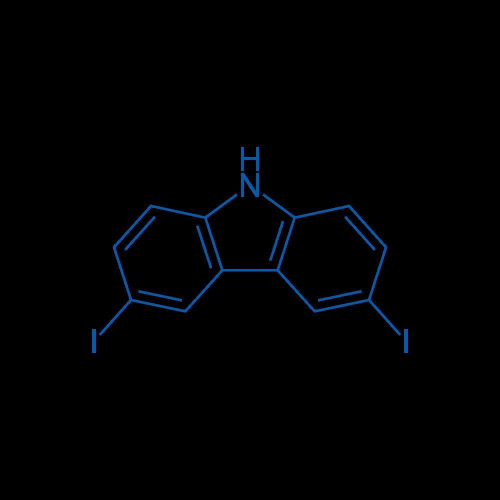 3,6-Diiodo-9H-carbazole