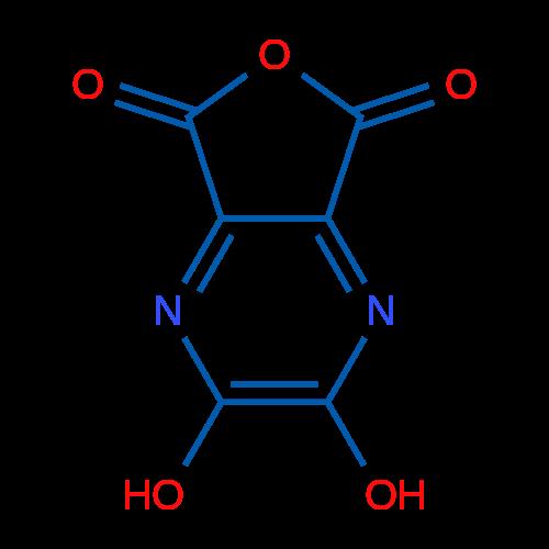 2,3-Dihydroxyfuro[3,4-b]pyrazine-5,7-dione