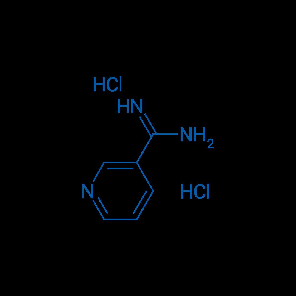Nicotinimidamide dihydrochloride