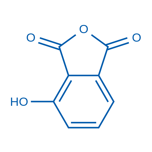 4-Hydroxyisobenzofuran-1,3-dione