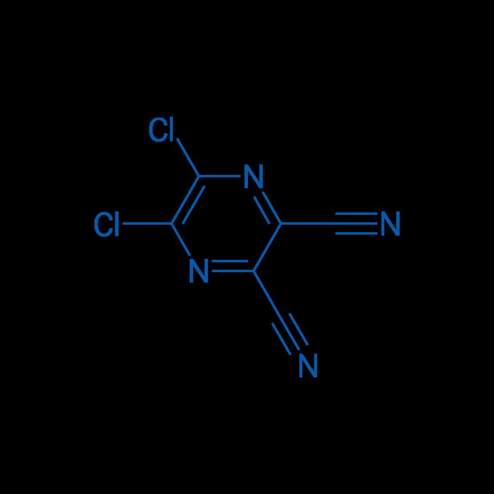 5,6-Dichloropyrazine-2,3-dicarbonitrile