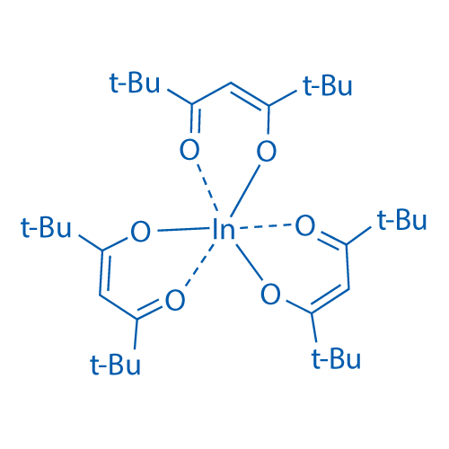 Indium(2,2,6,6-tetramethyl-3,5-heptanedionate)
