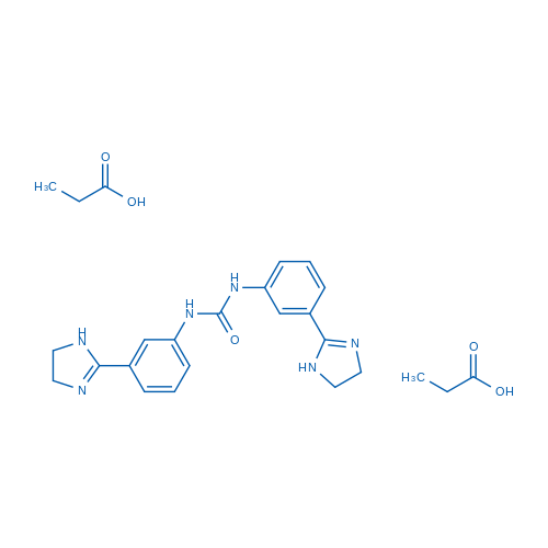 Imidocarb dipropionate