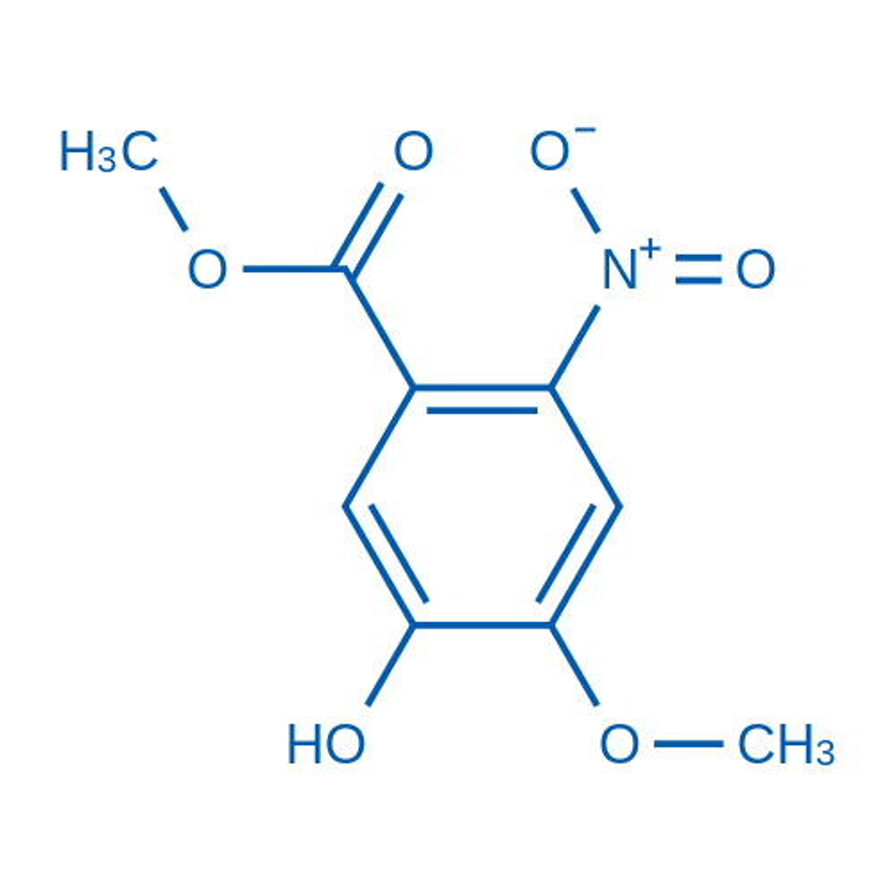 Methyl 5-hydroxy-4-methoxy-2-nitrobenzoate