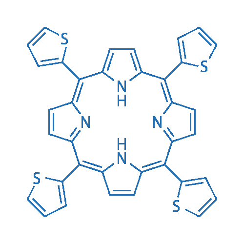5,10,15,20-Tetra-2-thienyl-Porphine