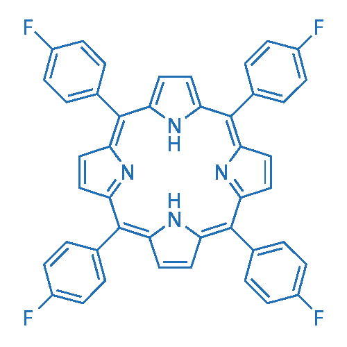 5,10,15,20-Tetrakis(4-fluorophenyl)-21H,23H-porphine