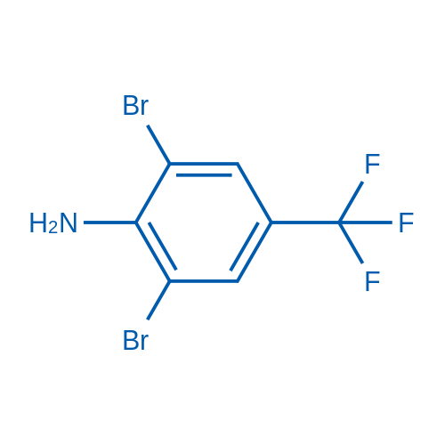 2,6-Dibromo-4-(trifluoromethyl)aniline
