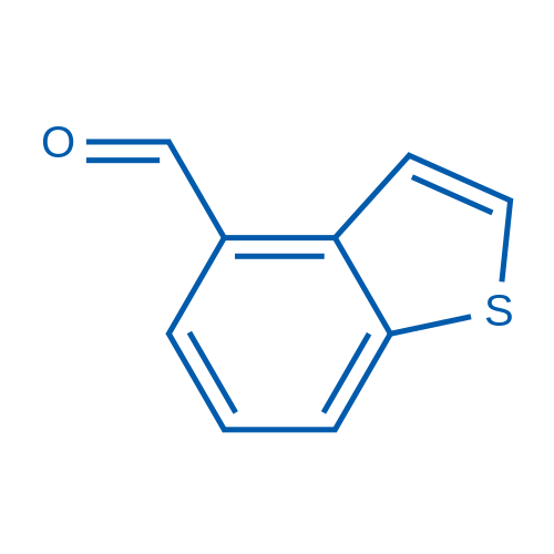 Benzo[b]thiophene-4-carboxaldehyde