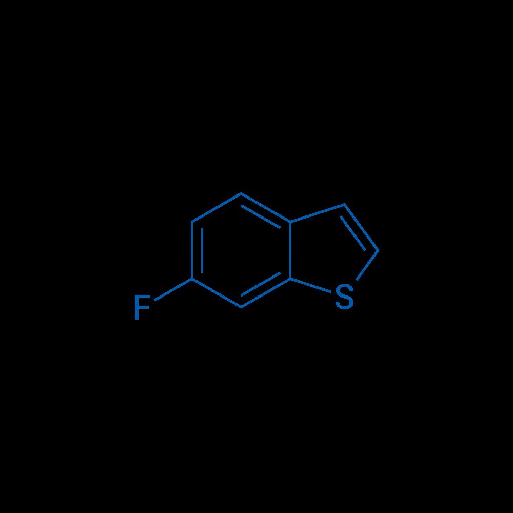 6-Fluorobenzo[b]thiophene