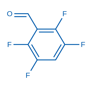 2,3,5,6-Tetrafluorobenzaldehyde