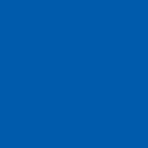 2-(3,4-Dihydroxyphenyl)-5,7-dihydroxy-3-(((2S,3R,4S,5R,6R)-3,4,5-trihydroxy-6-(hydroxymethyl)tetrahydro-2H-pyran-2-yl)oxy)chromenylium chloride