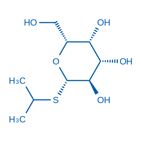 Isopropyl beta-D-thiogalactoside