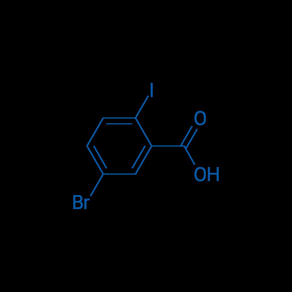 5-Bromo-2-iodobenzoic acid