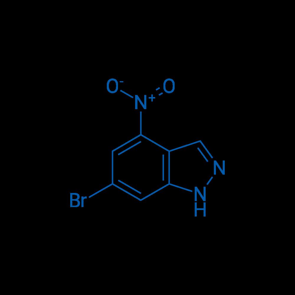 6-Bromo-4-nitro-1H-indazole