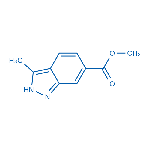 Methyl 3-methyl-2H-indazole-6-carboxylate