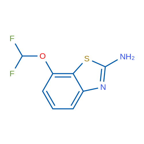 7-(Difluoromethoxy)benzo[d]thiazol-2-amine